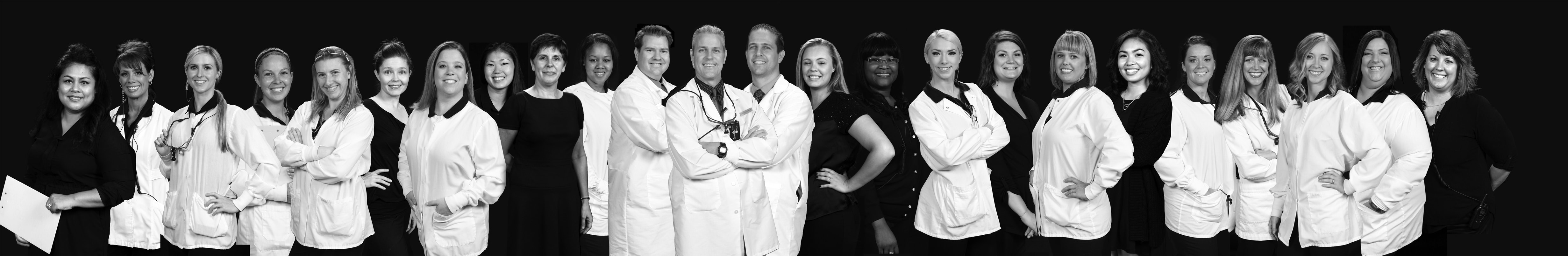 Meet the Team at the office of the #1 Rocklin dentist, Smile Quest Dental.