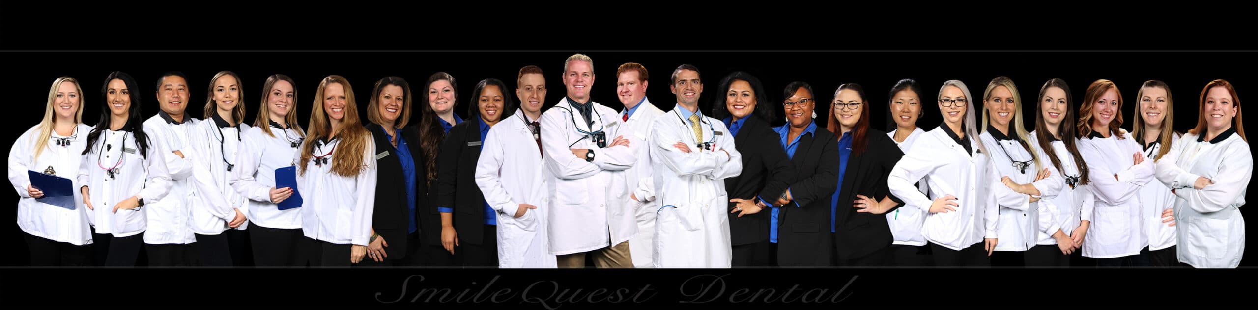 Our Team | Smile Quest Dental